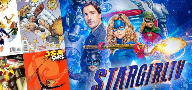 Stargirl Characters