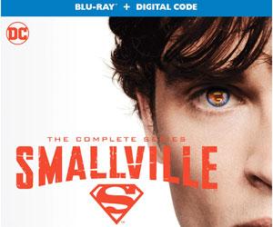 Smallville Blu-ray